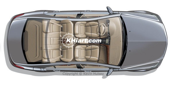 illustrations of generic cars vehicle cutaways and technical drawings. Black Bedroom Furniture Sets. Home Design Ideas